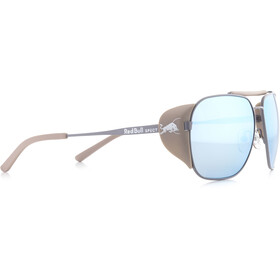 Red Bull SPECT Pikespeak Lunettes de soleil Homme, light grey/brown to light blue